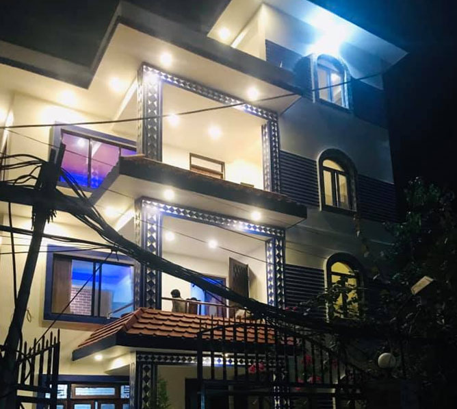 Chamati Boutique Homestay Main Building